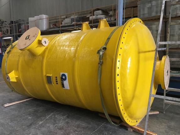 Tanque 7,500 litros EFISA
