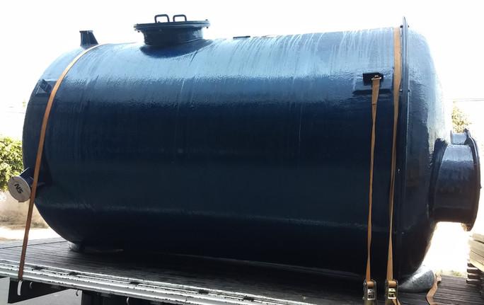 Tanque 15,000 litros EFISA
