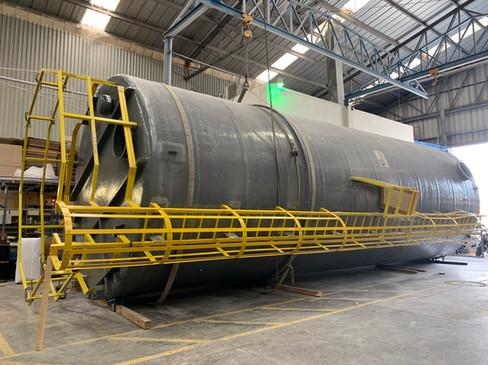 Tanque 165,000 litros EFISA