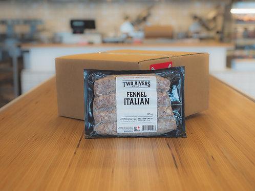 FENNEL ITALIAN SAUSAGE BOX
