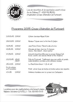 Programme 2006