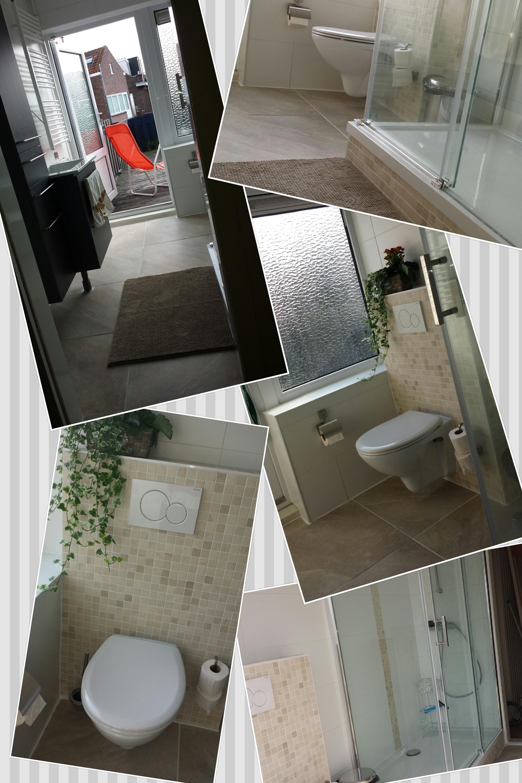 Bathroom renewed last September