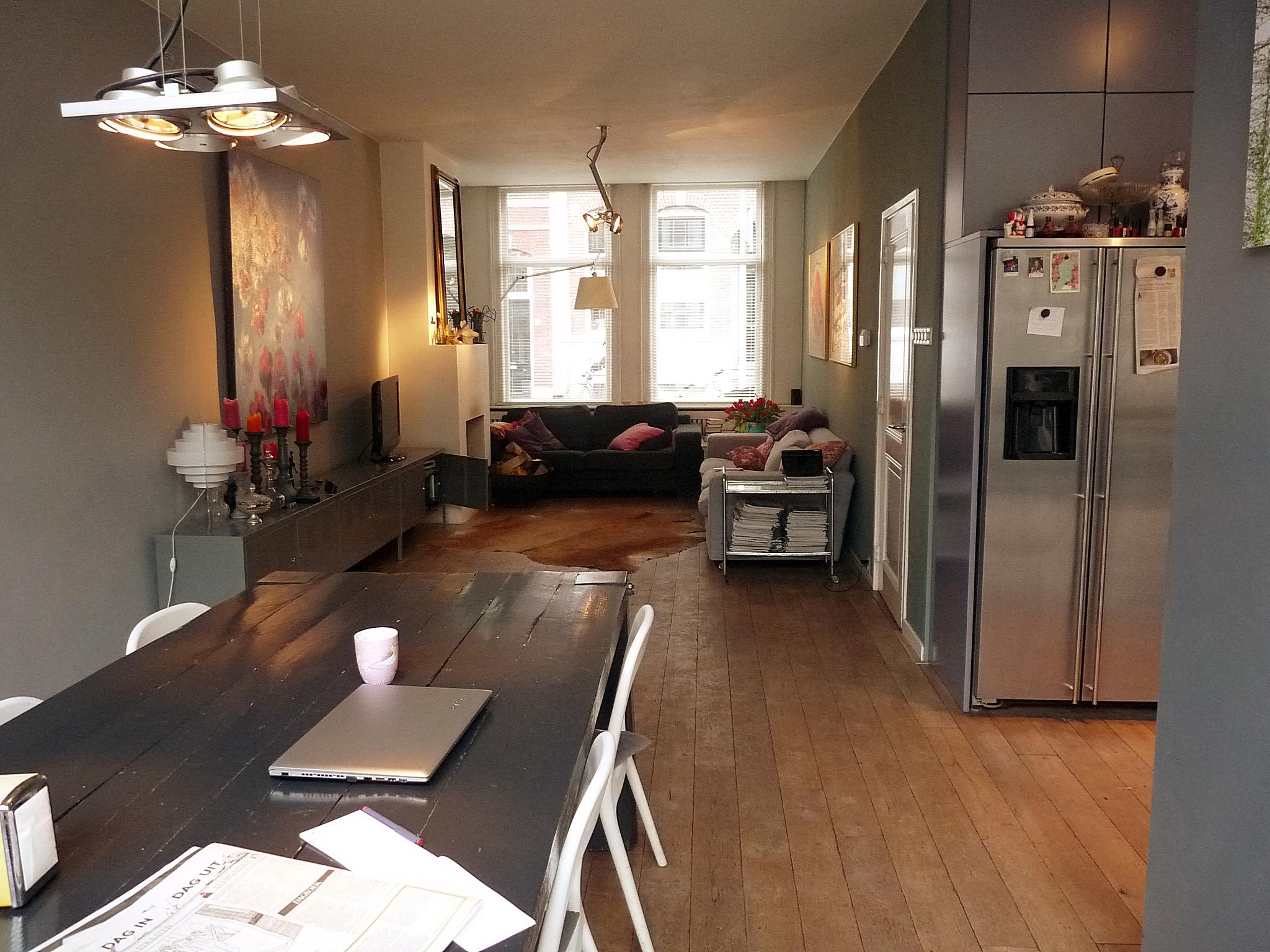 Livingroom of the house