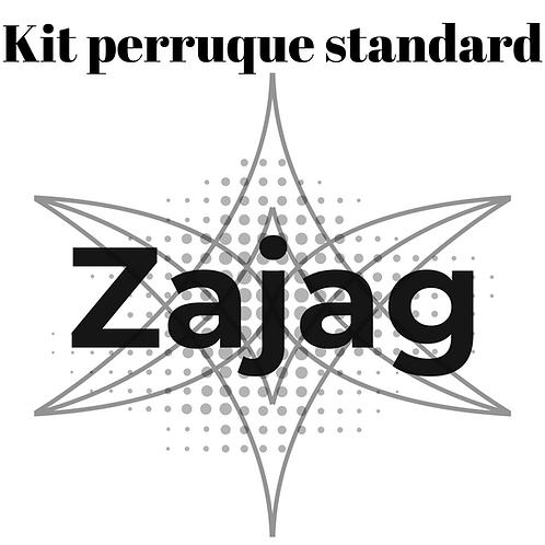 Kit perruque standard
