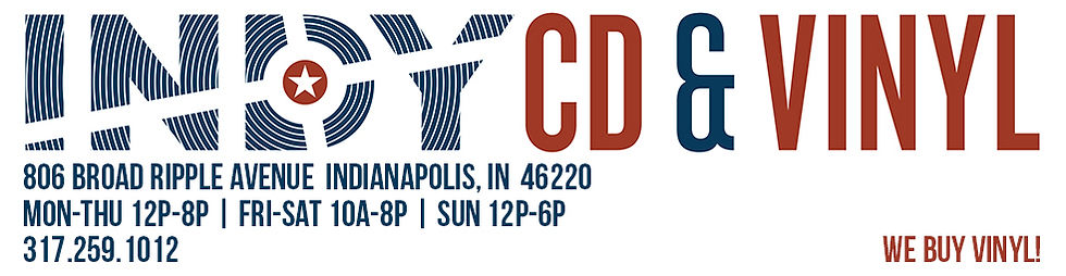 Indy CD and Vinyl Record Store Day April 2019