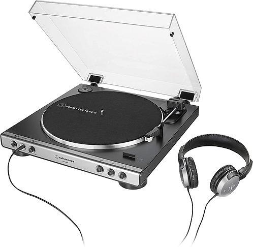 Audio Technica AT-LP60x Turntable with Headphones