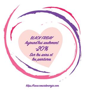 BLACK FRIDAY - Claude LEBLANC - Coeur d'énergie
