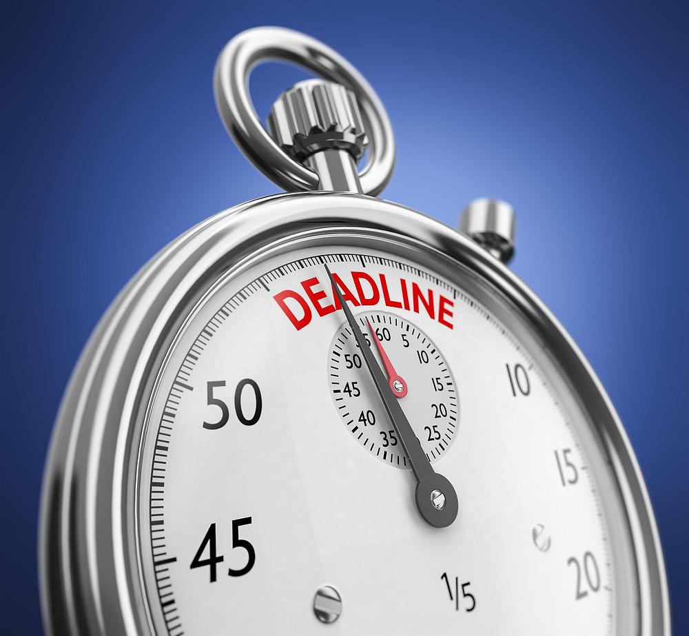 deadline - coeur d'énergie- claude leblanc