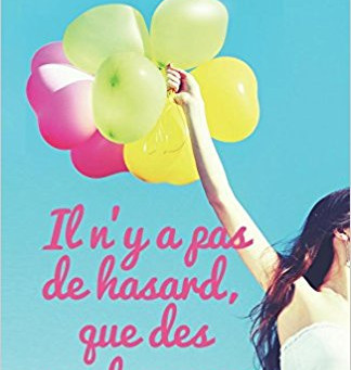 """""""Il n'y a pas de hasard, que des rendez-vous"""" de Rita BADRAOUI"""