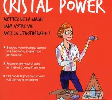 Mon cahier : cristal power