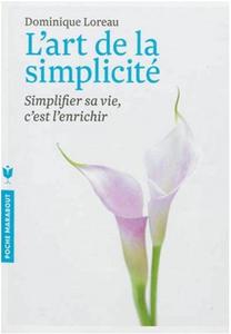 l'art de la simplicité - claude leblanc - coeur d'énergie - dominique loreau