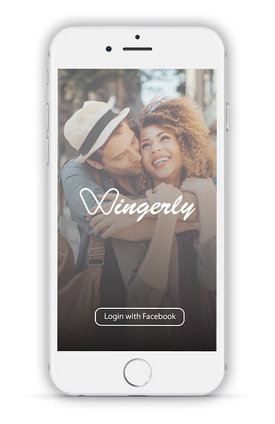 Wingerly Video Dating App for spiritual singles