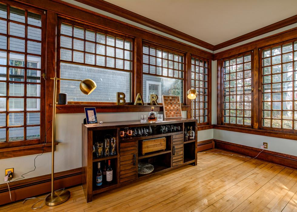 Interior Bar Room