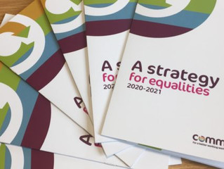 Equalities strategy launched by Community