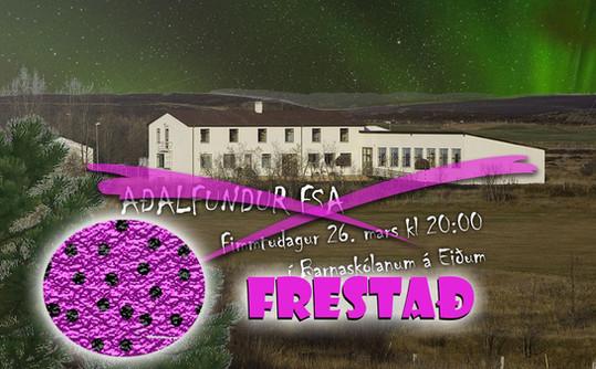 Aðalfundur FSA 2020 FRESAÐ AFTUR