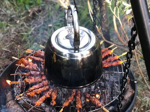 Skógarganga á Mýrum á Héraði -FsA