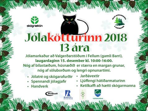 JólaKÖTTURINN 2018