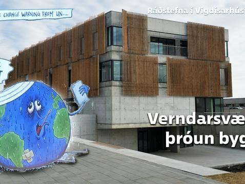 """""""Verndarsvæði og þróun byggðar"""""""
