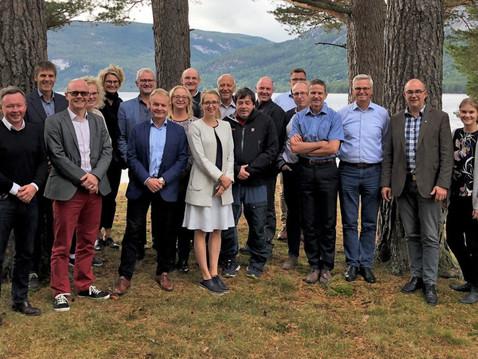 Félag skógarbænda á Norðurlöndum fundar