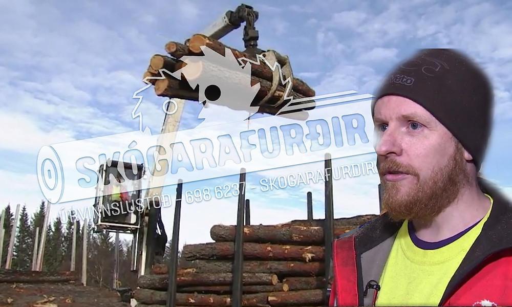 Bjarki hjá Skógarafurðum