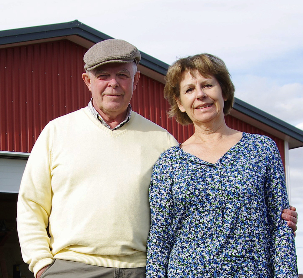 Daníel og Inga