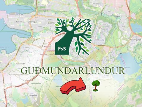 Heimsókn í Guðmundarlund