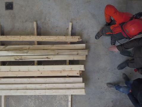 Timbur er umhverfisvænsta hráefni til byggingaframkvæmda í heiminum.