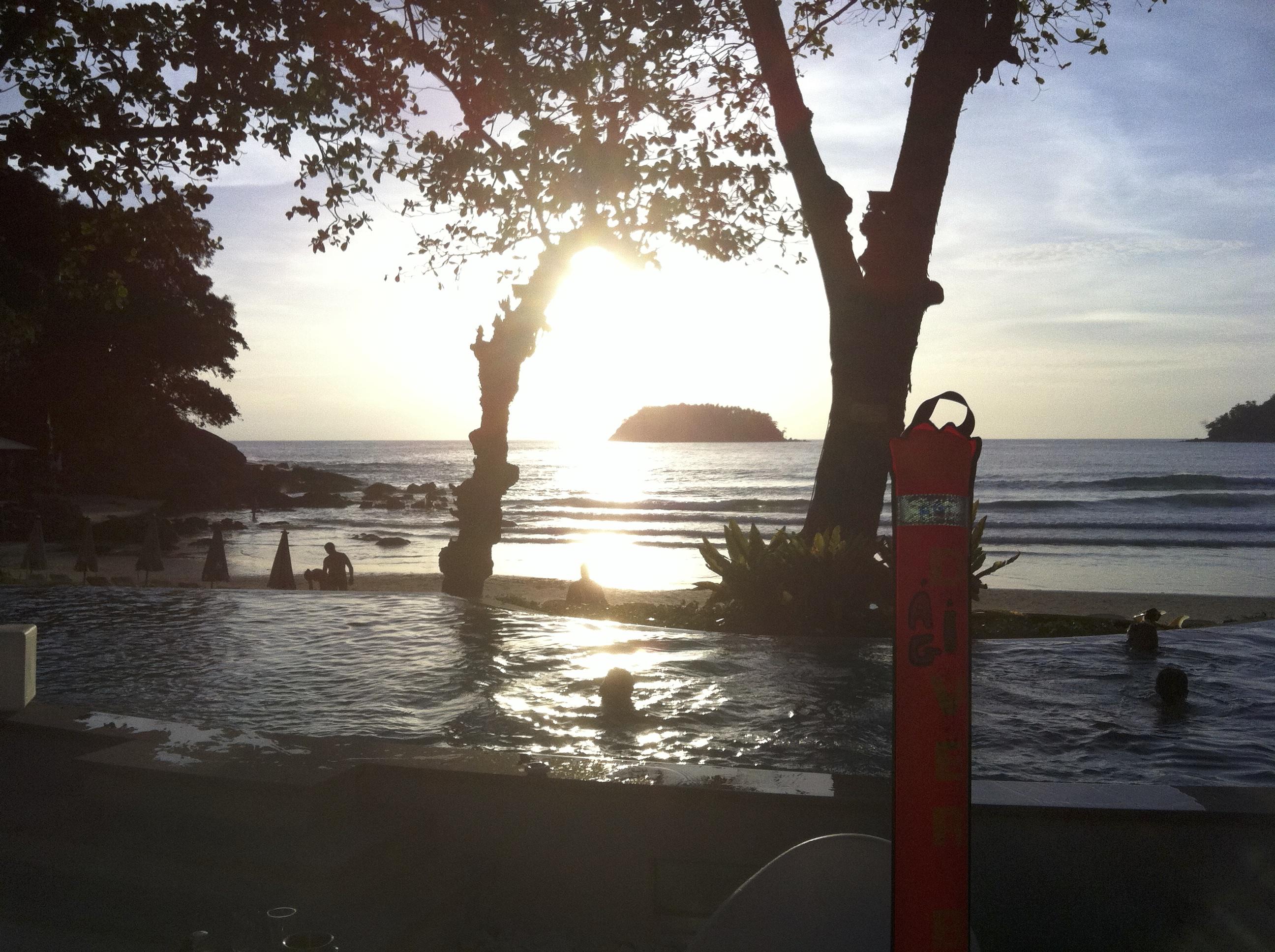 Sunset Phuket, Thailand