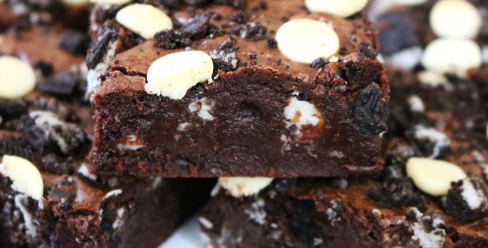 Autumn/ Winter Brownies and Blondies - Box of12