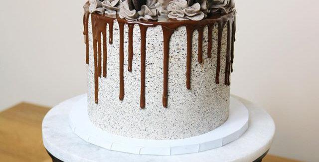 "Celebration Cake (8"" Serves 24-28)"