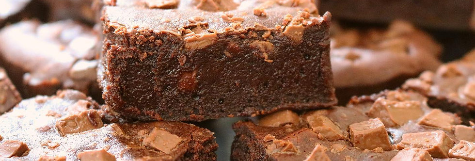 Postal Order Autumn/ Winter Specials- Brownies and Blondies - Box of 6