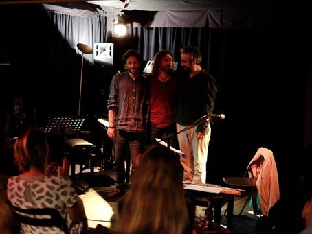 Alonisma II - Duo feat. Carlo Nartoni Live at Lo Sgambetto (CH)