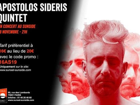 """Summation"", collaboration and Album presentation in Paris"