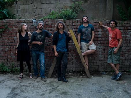 Alonisma Quintet Live at Nardis Jazz Club, Istanbul