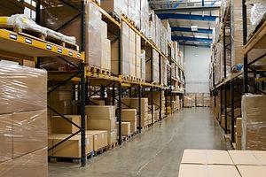 Customer Warehousing Inventory