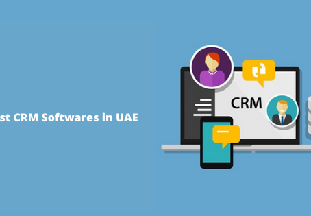 Best CRM Softwares In UAE -2020