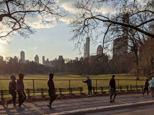 Manhattan 7 Mile: A Race that Made Everyone Happy