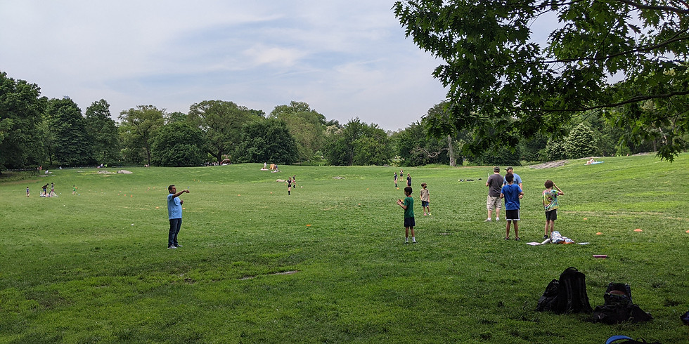 Group run - Summer time
