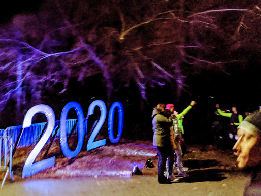 A Midnight Run into 2020