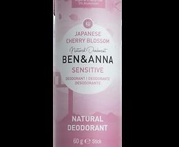 Sensitive Japanese Blossom Deodorant