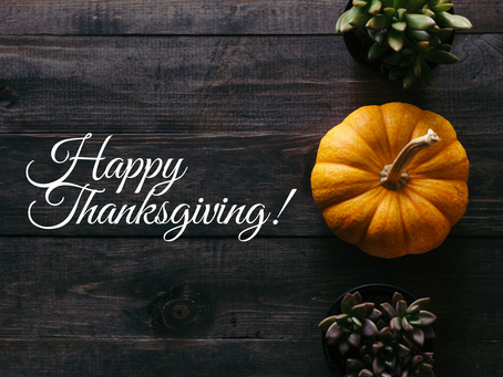 Thanksgiving and Black Friday; gratefulness and consumerism.