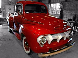 Ford F1 contrast