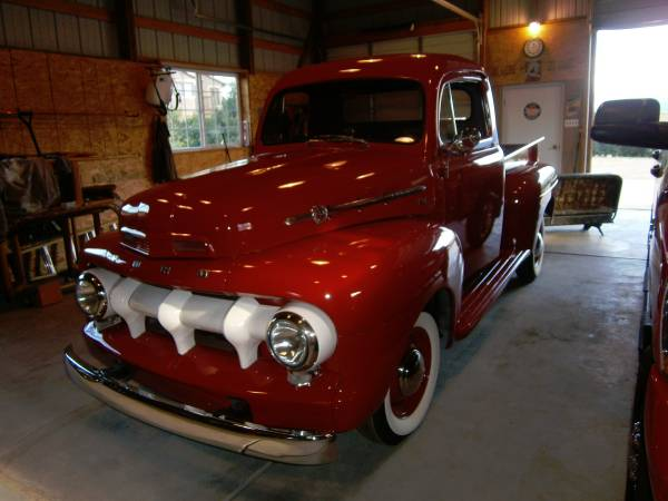 1953 Ford F1