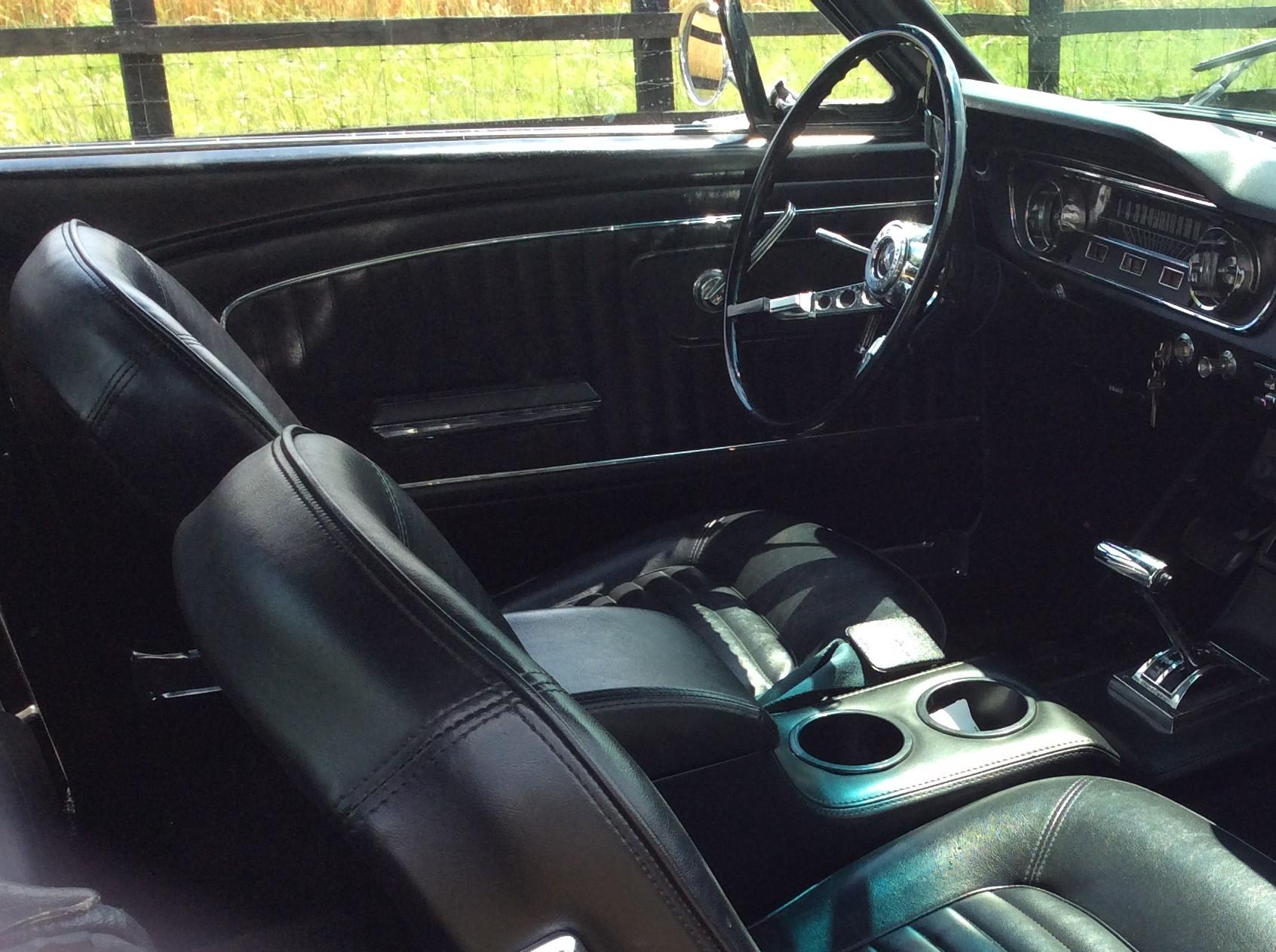 Mustang Fastback - 1965