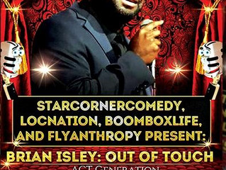 Brian Isley: Out Of Touch