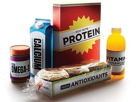栄養補充食品って身体にいいの?