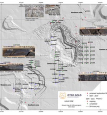 General map drilling program with examples of mineralisation.jpg