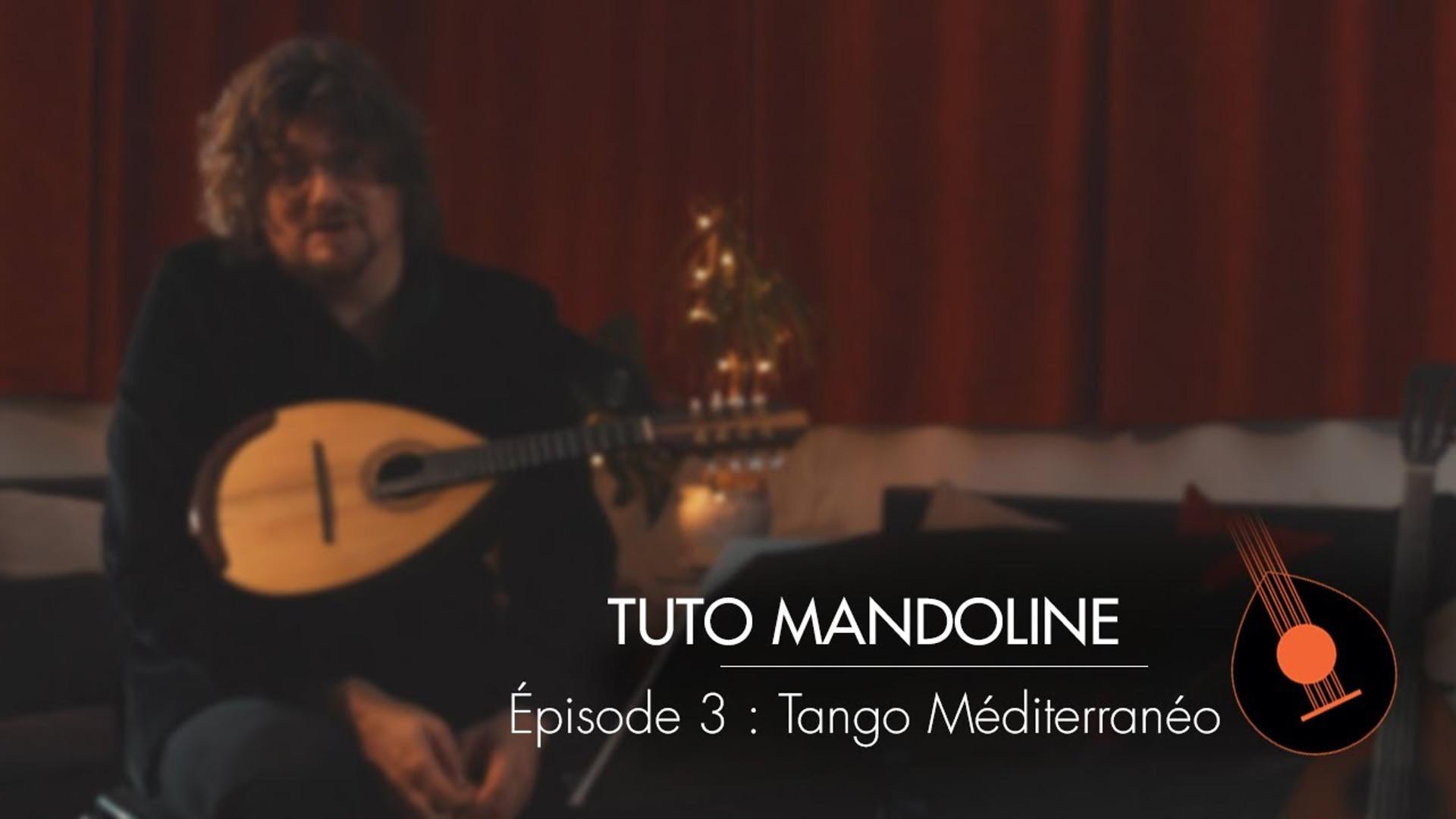 Tuto mandoline #3