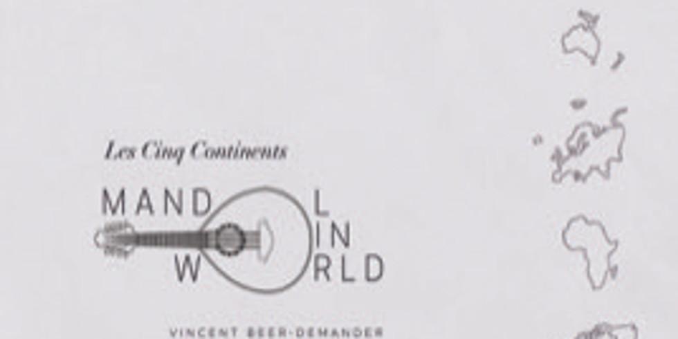 Mandol'In World - Concert de création