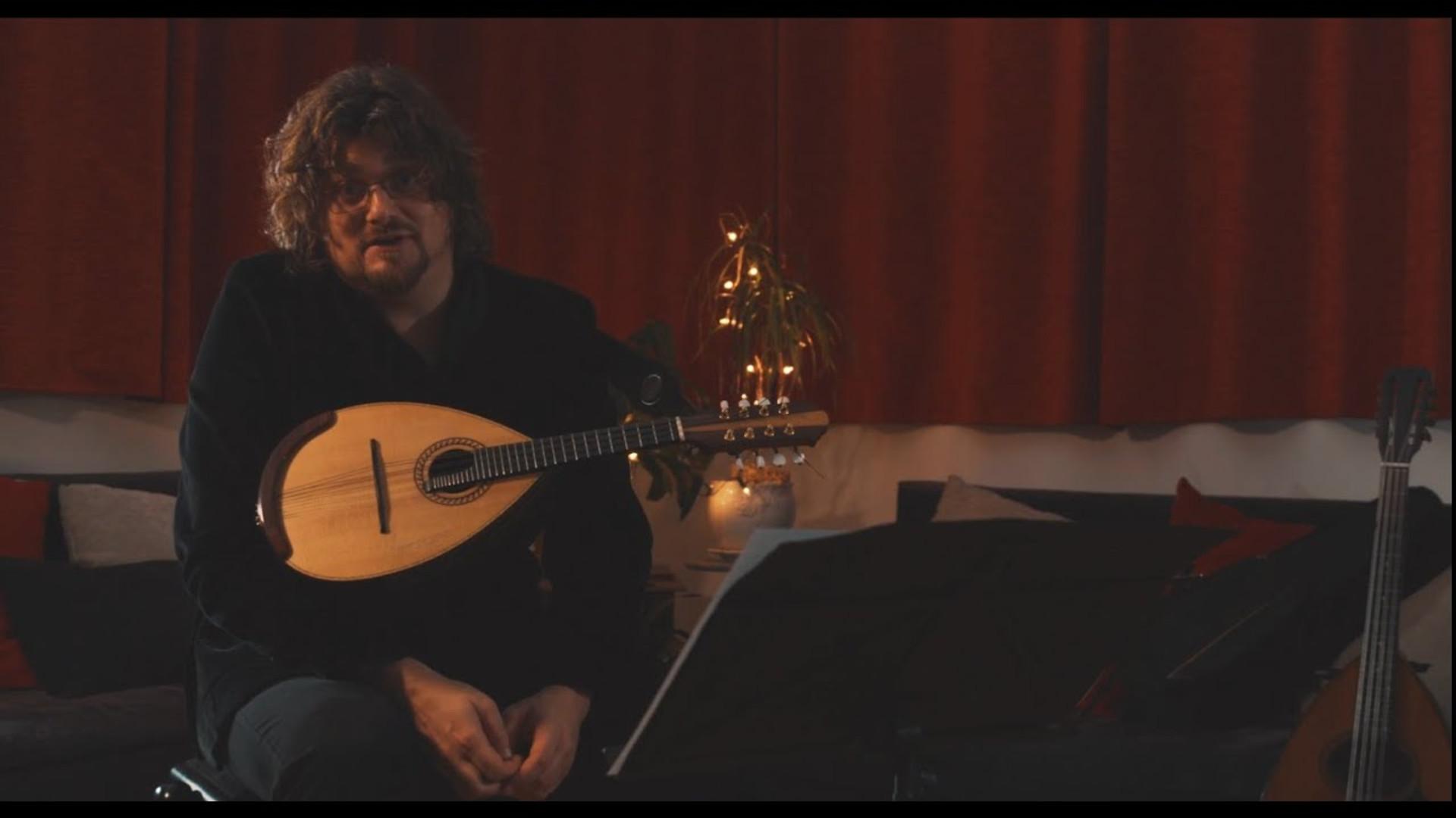 Tuto mandoline - Série 1